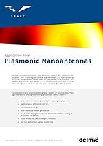 Plasmonic nanoantennas application note for cathodoluminescence imaging