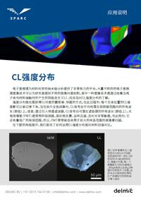 CL强度分布
