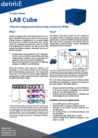 SPARC LAB Cube