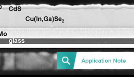 Image Thumbnail Application note CL Thin-film solar cellsRES_270x153