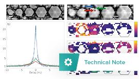 Cathodoluminescence g<sup>(2)</sup> imaging