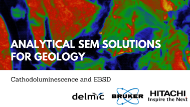 Analytical SEM Solutions for geology