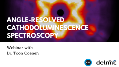 Webinar Angle-resolved cathodoluminescence