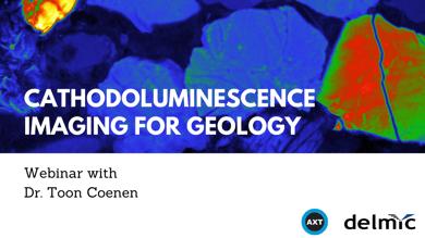 网络研讨会封面 阴极发光在地质学的应用