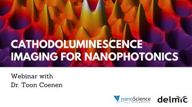阴极发光在纳米光学的应用 研讨会封面图