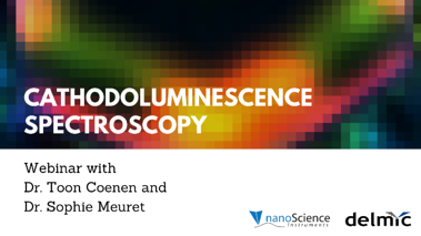 Cathodoluminescence spectroscopy for nanoscale optics, geology, and materials science