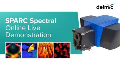 Webinar SPARC Spectral live demonstration