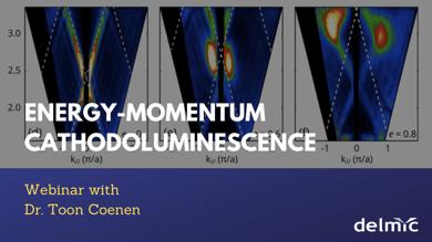 光谱和角度分辨的阴极发光 网络研讨会封面