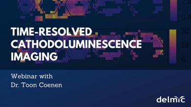 Thumbnail Webinar Time-resolved CL cathodoluminescence full