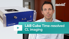 New solution for time-resolved cathodoluminescence: LAB Cube