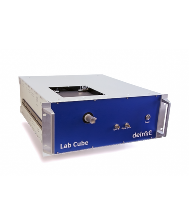Lab Cube time-resolved cathodoluminescence module