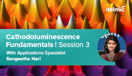 Cathodoluminescence fundamentals: Sample preparation for cathodoluminescence imaging