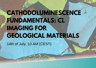 Cathodoluminescence fundamentals: cathodoluminescence imaging for geological materials