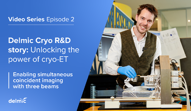 Cryo R&D story, episode 2: Enabling simultaneous coincident imaging with three beams