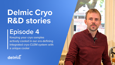 Cryo R&D story, episode 4: Keeping your cryo samples actively cooled in our era-defining integrated cryo-CLEM system with a unique cooler