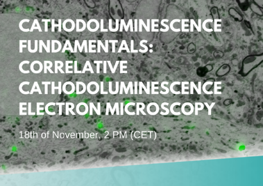 Cathodoluminescence Fundamentals: Correlative cathodoluminescence electron microscopy