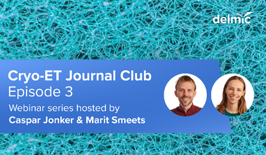 Delmic Cryo-ET Journal Club Series (E3): Using cryo-et to understand parkinsons disease