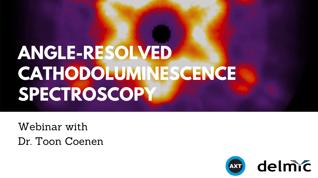 Thumbnail Webinar Angle-resolved cathodoluminescence