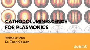 Thumbnail Webinar Cathodoluminescence for plasmonics