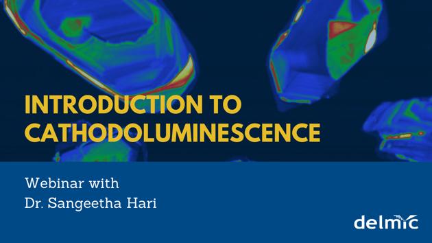 Thumbnail Webinar Introduction to cathodoluminescence