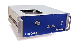 LAB Cube: lifetime and g(2) imaging module for SPARC spectral