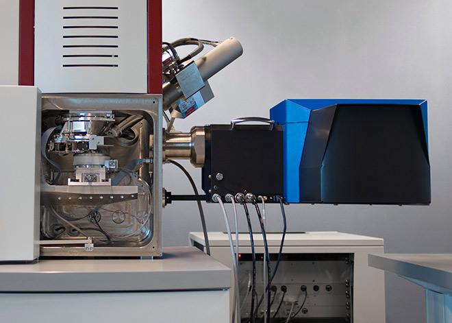 SPARC SEM cathodoluminescence imaging